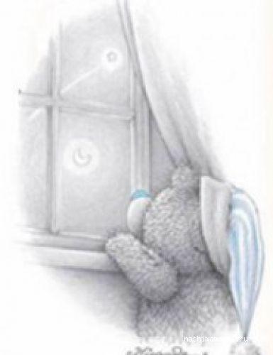 Зайчонок мой спокойной ночи