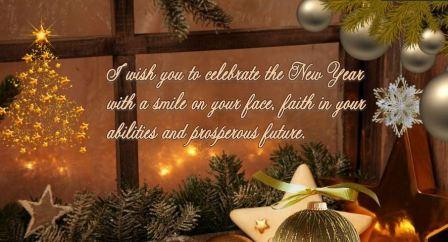 Поздравления с новым годом клиентам и партнерам