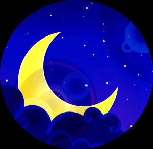 пожелание спокойной ночи знакомой девушке в смс